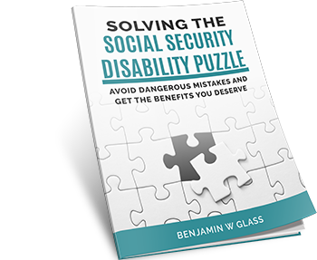 Solving the Social Security Disability Puzzle | BenGlassLaw