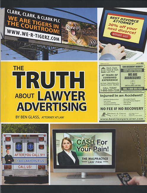 A report on the truth about lawyers