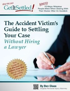 Free Instant Download Reveals: No Lawyer Needed: The Virginia Guide to Settling Your Own Case!